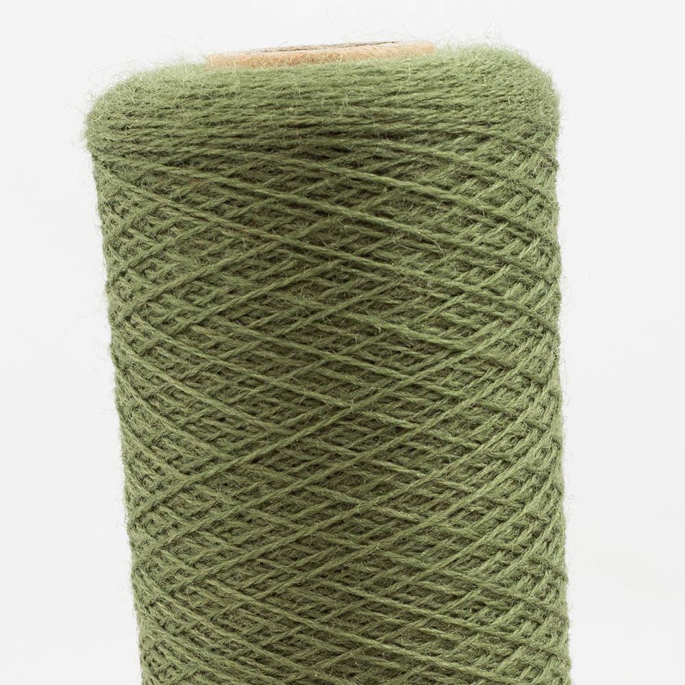Kremke Soul Wool Merino Spindelvævs Lace 25/2 Olive