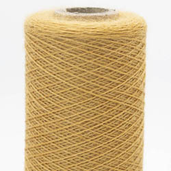 Kremke Soul Wool Merino Spindelvævs Lace 25/2 Golden