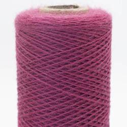 Kremke Soul Wool Merino Spindelvævs Lace 25/2 Raspberry