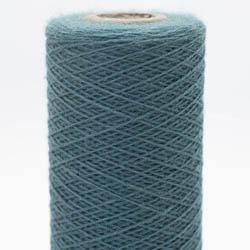 Kremke Soul Wool Merino Spindelvævs Lace 25/2 Deep Sea
