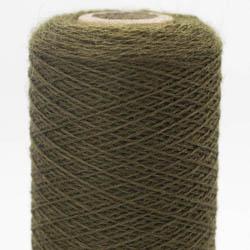 Kremke Soul Wool Merino Spindelvævs Lace 25/2 Hunting Green
