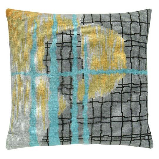 Fru Zippe Pillow Broken Mug 74 P19 Der zerbrochene Kreis