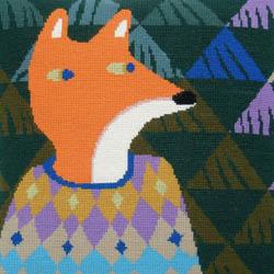Fru Zippe Fox Pillow 740292 Fuchs