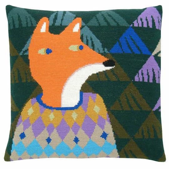 Fru Zippe Fox Pillow 740292