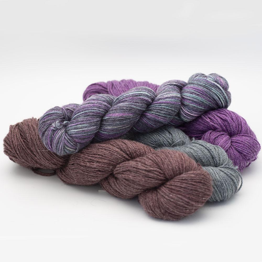 Manos del Uruguay Serena Lavender Mix