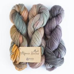 Manos del Uruguay Alpaca Heather Space Dyed