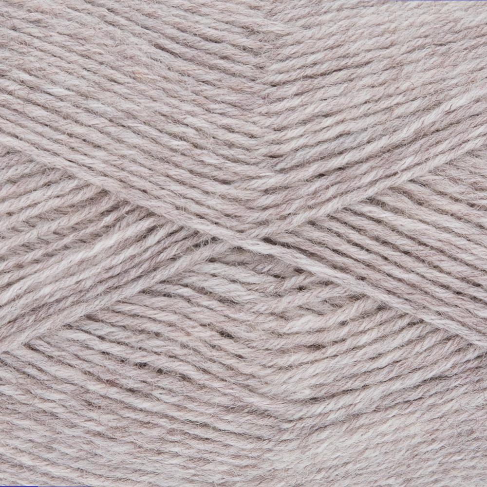 Kremke Soul Wool Edelweiss 50 Light beige solid