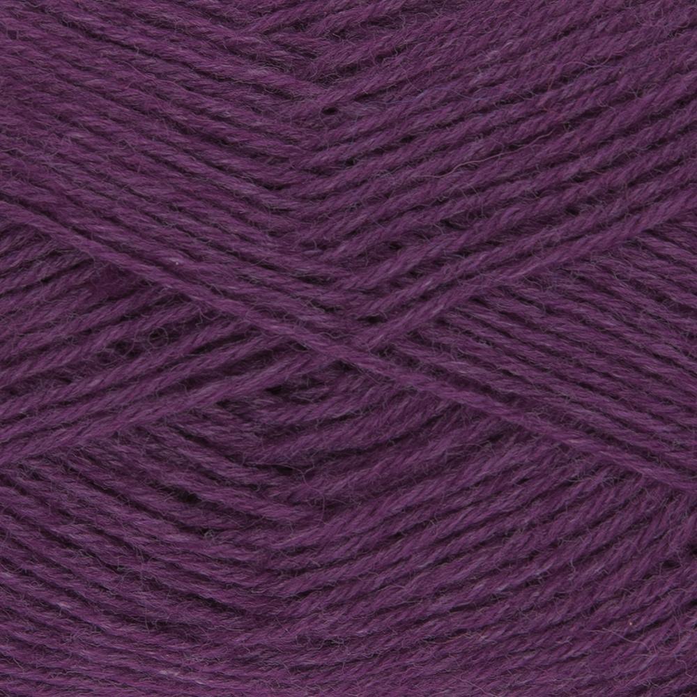 Kremke Soul Wool Edelweiss 50 Wine red solid