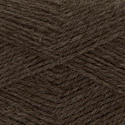 Kremke Soul Wool Edelweiss 50 Brown solid