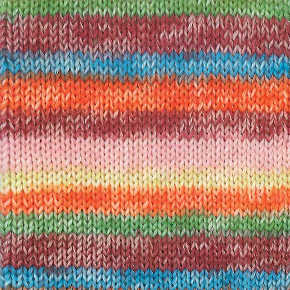 Kremke Soul Wool Edelweiss 4ply 100  Abendrot