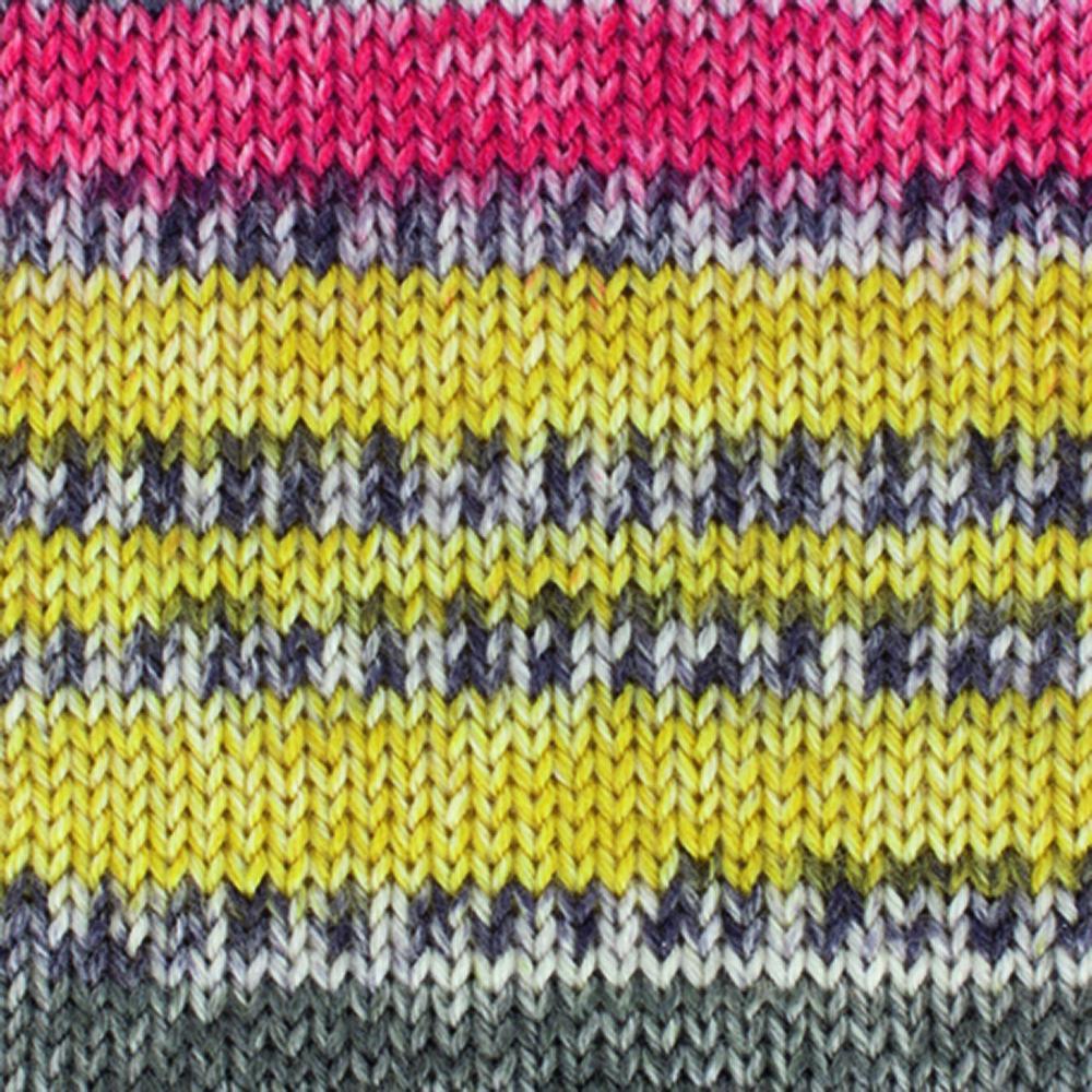 Kremke Soul Wool Edelweiss Cashmere 50 Brass yellow colorful