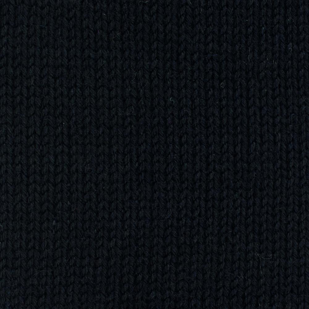 Kremke Soul Wool Edelweiss Cashmere 50 Black solid