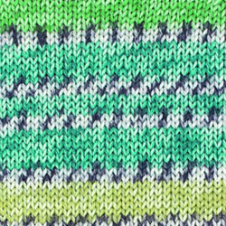 Kremke Soul Wool Edelweiss Cashmere 50 Turquoise colorful