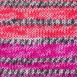 Kremke Soul Wool Edelweiss Cashmere 50 Orange red colorful