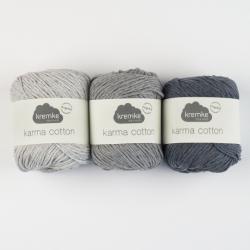 Kremke Soul Wool Karma Cotton, recycled bomuld