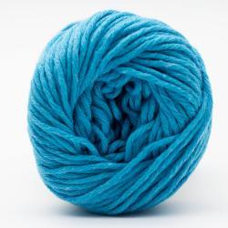 Kremke Soul Wool Karma Cotton, recycled bomuld Aquamarine