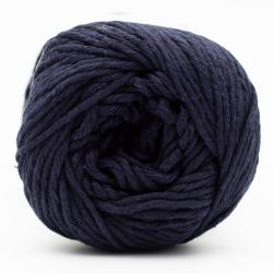 Kremke Soul Wool Karma Cotton, recycled bomuld Navy
