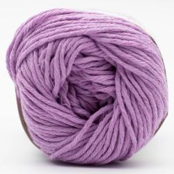 Kremke Soul Wool Karma Cotton, recycled bomuld Violet