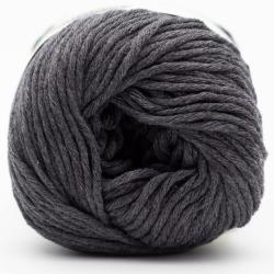 Kremke Soul Wool Karma Cotton, recycled bomuld Anthracite