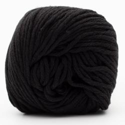 Kremke Soul Wool Karma Cotton, recycled bomuld Black