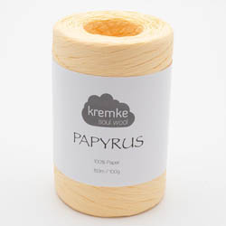 Kremke Papyrus Pfirsich