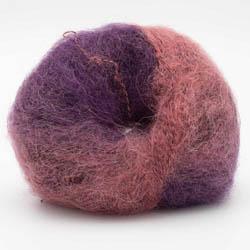 Kremke Soul Wool Baby Silk Fluffy Flerfarvet Rosa