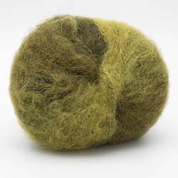 Kremke Soul Wool Baby Silk Fluffy Flerfarvet Grün