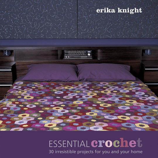 Erika Knight Book Essential Crochet English