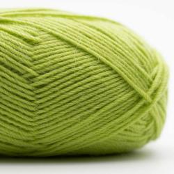 Kremke Soul Wool Edelweiss Alpaka 4-ply 25g Hellgrün