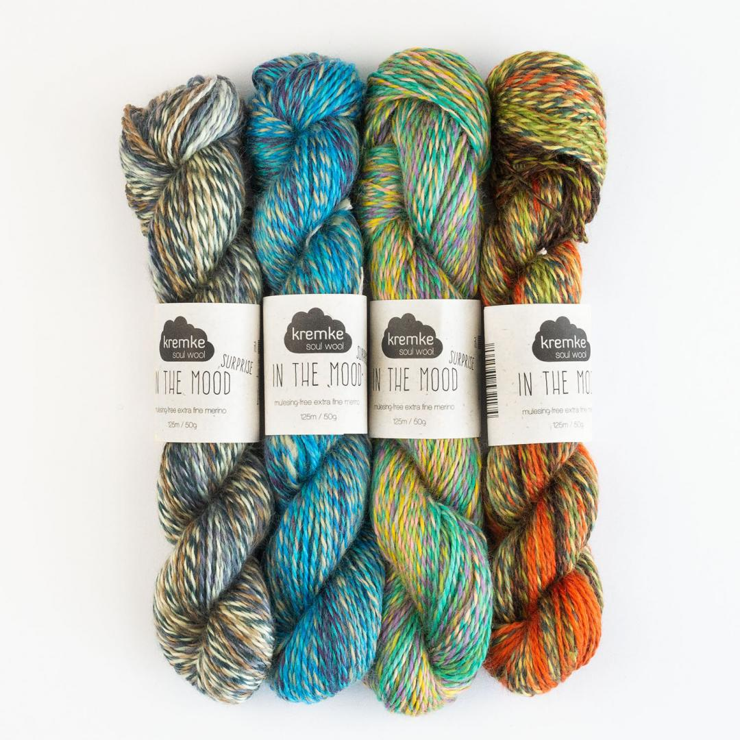 Kremke Soul Wool In the Mood surprise
