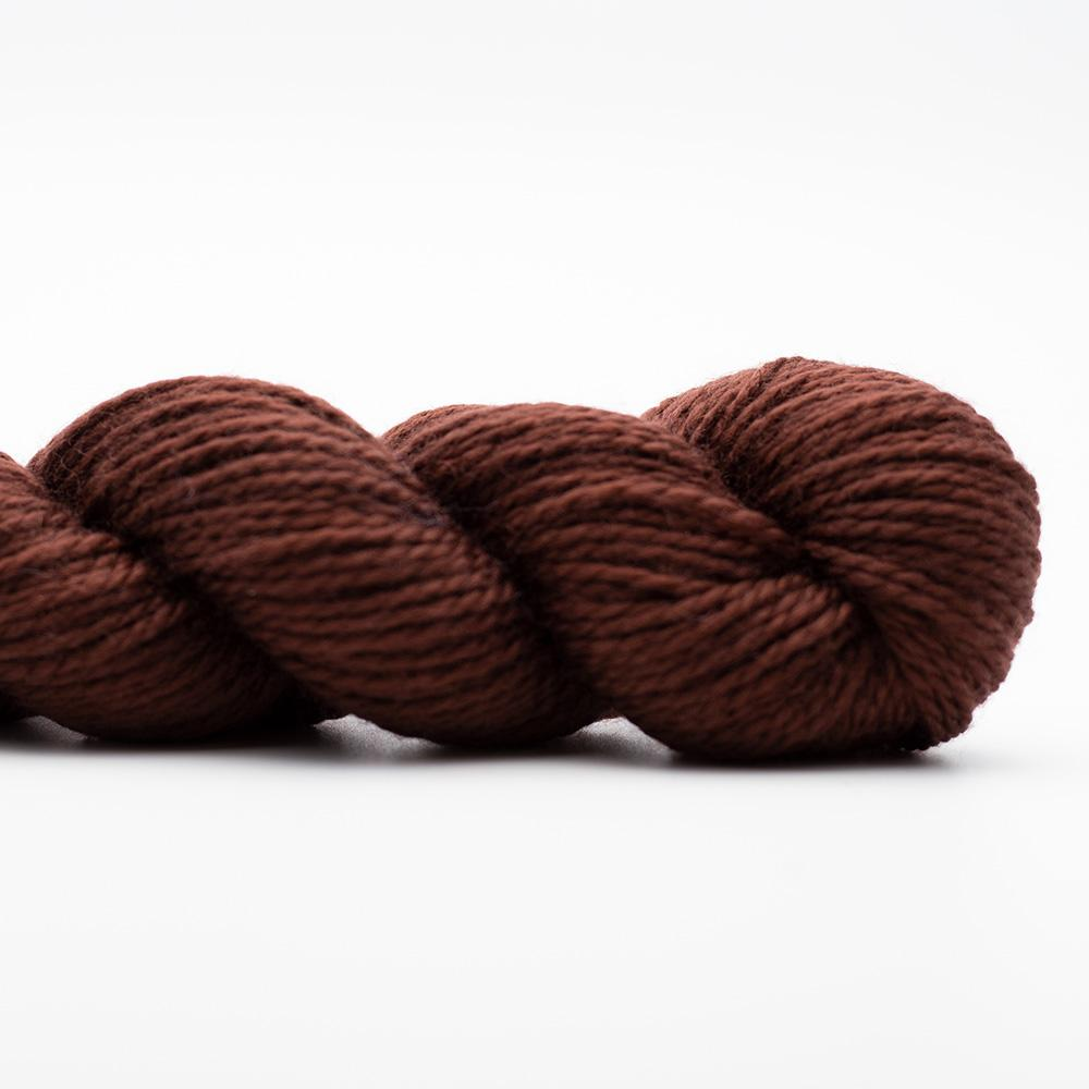 Kremke Soul Wool In the Mood solid Schokobraun