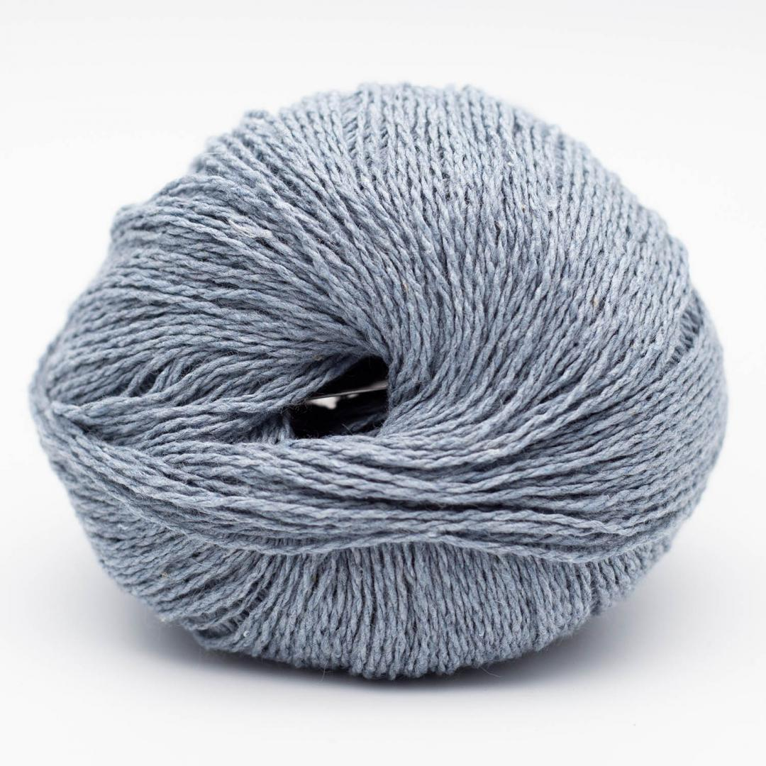 Kremke Soul Wool Reborn Denim Uni Hellblau