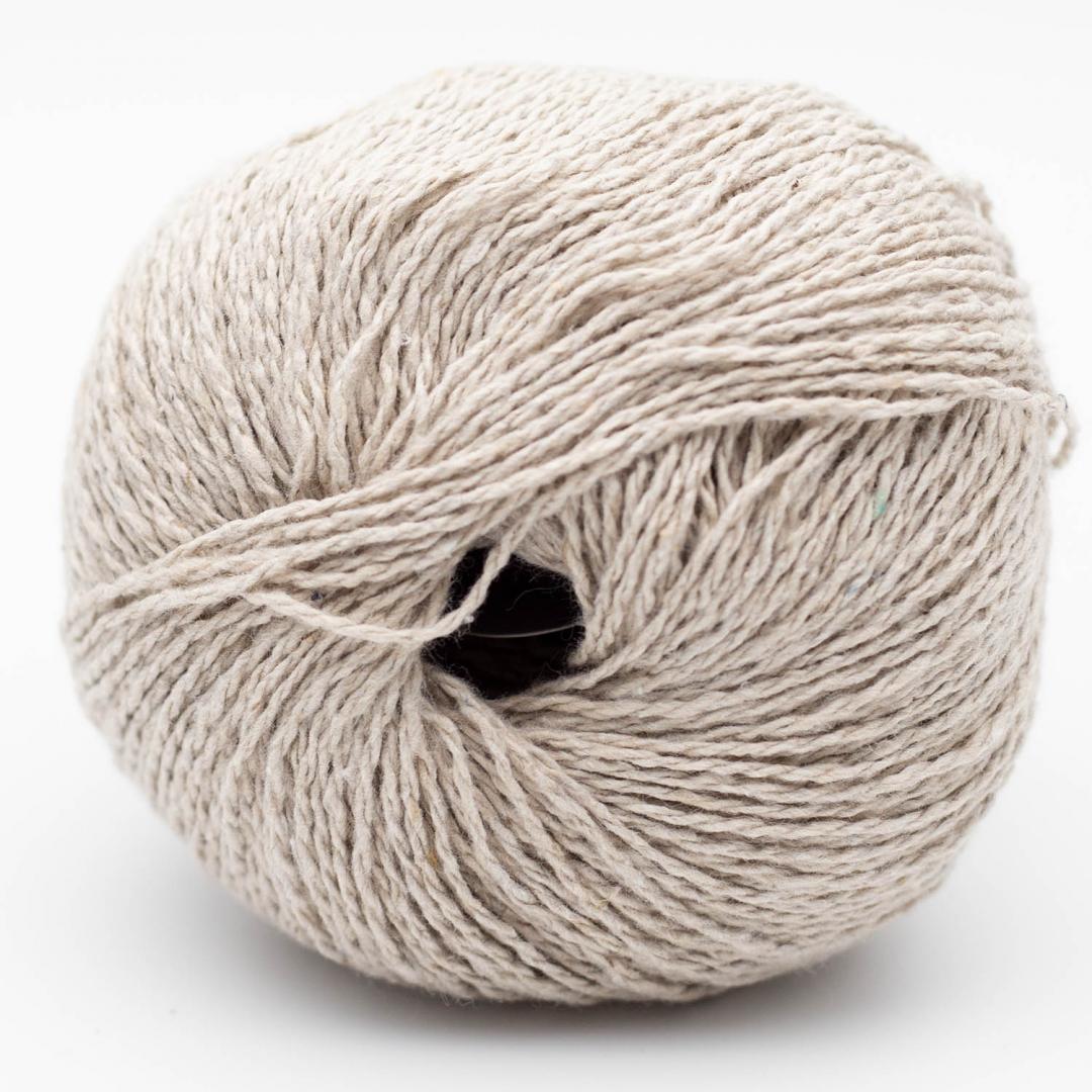 Kremke Soul Wool Reborn Denim Uni Hellbeige