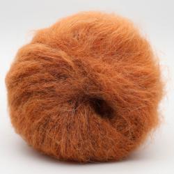 Kremke Soul Wool Baby Silk Fluffy solid Copper