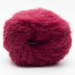 Kremke Soul Wool Baby Silk Fluffy solid Warm Red