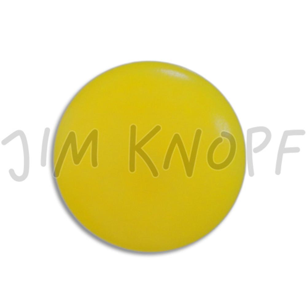 Jim Knopf Colorful buttons made from ivory nut 11mm Gelb
