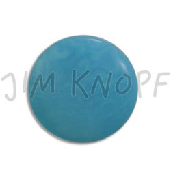 Jim Knopf Colorful buttons made from ivory nut 11mm Türkis
