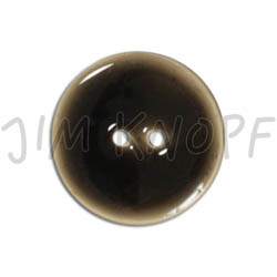 Jim Knopf Coco wood button like ceramics in several sizes Dunkelbraun