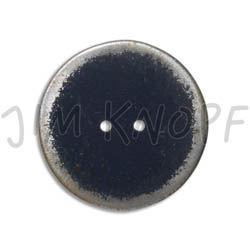 Jim Knopf Button from recycled crown cap used look 30mm Navy