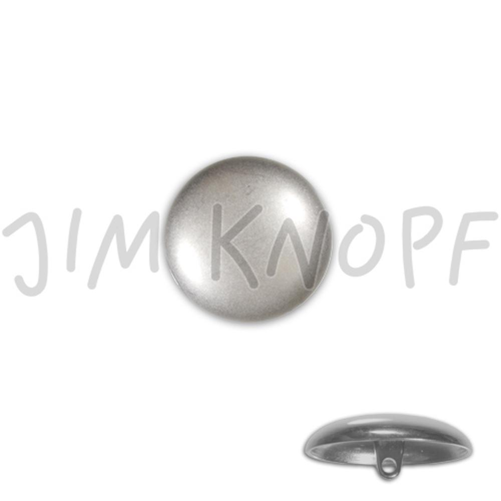 Jim Knopf Metall button in different sizes Silber