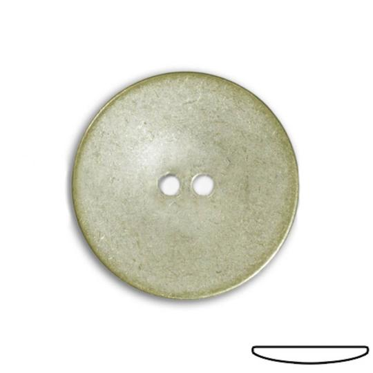 Jim Knopf Extra flat metal button in several sizes