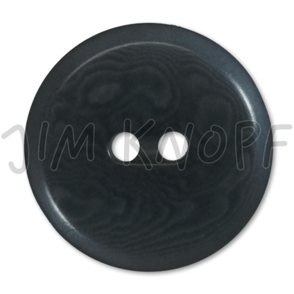 Jim Knopf Colorful buttons made from ivory nut 11mm Navy