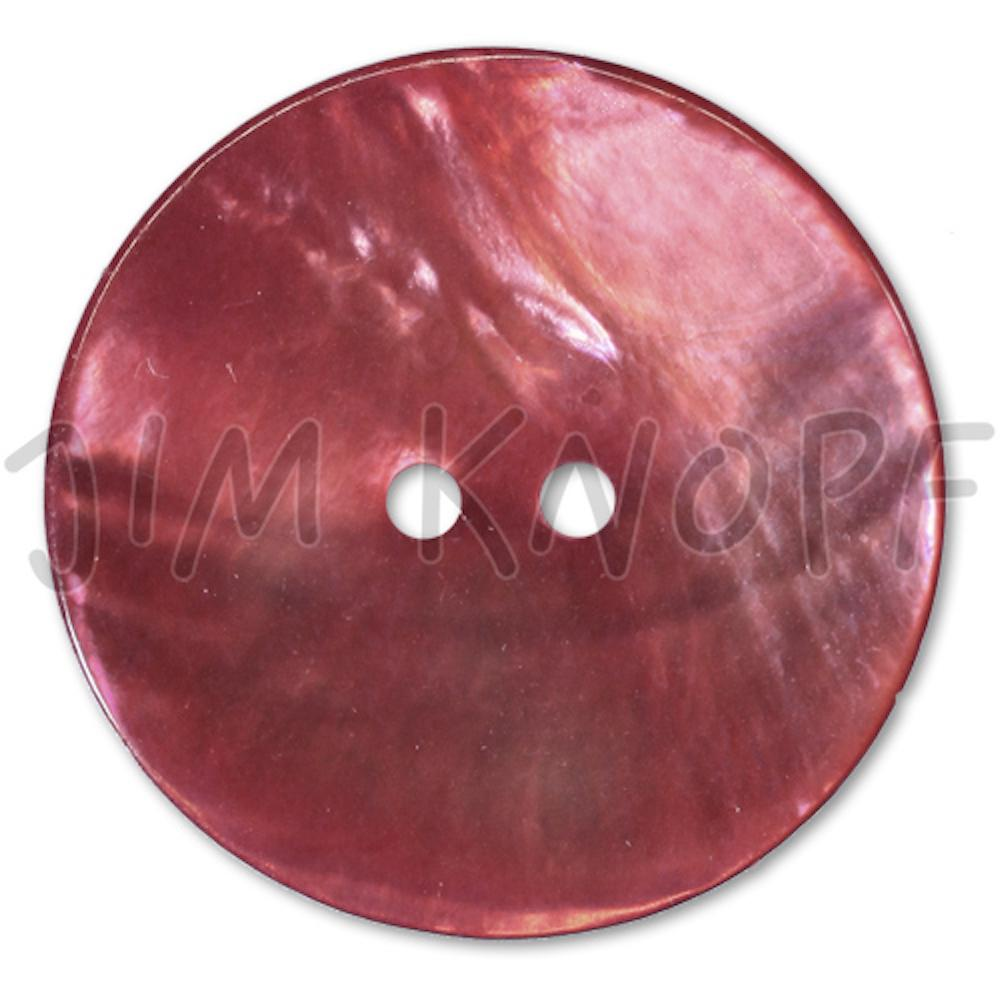 Jim Knopf Agoya shell button in different sizes Pink