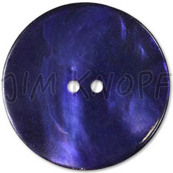 Jim Knopf Agoya shell button in different sizes Dunkelblau