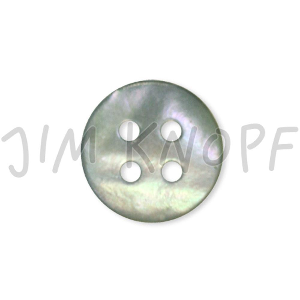 Jim Knopf Mother of pearl button in different sizes  Hellblau