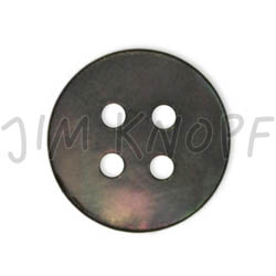 Jim Knopf Mother of pearl button in different sizes Anthrazit