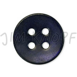 Jim Knopf Mother of pearl button in different sizes Blau