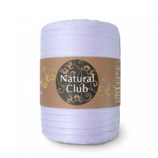Kremke Natural Club Papir Garn flieder