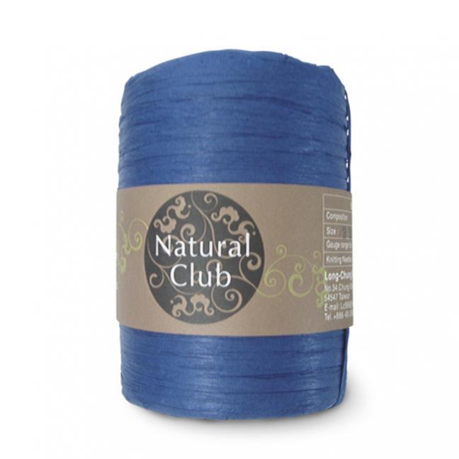 Kremke Natural Club Papir Garn Blau