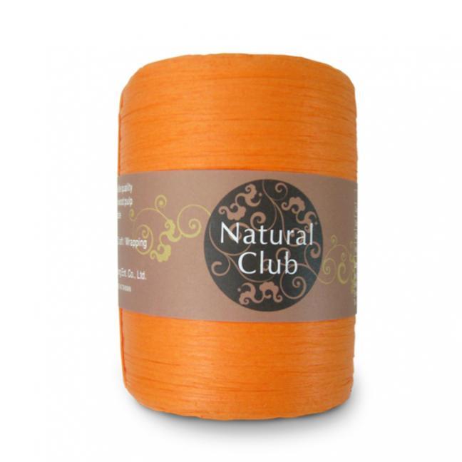 Kremke Natural Club Papir Garn orange